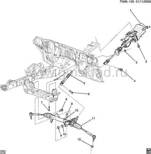 detailed parts gm catalog